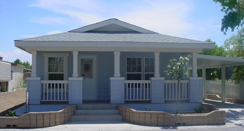 Villa Borega Mobile Homes In Las Vegas NV