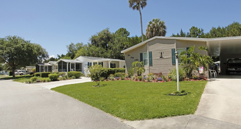 Bulow Plantation Mobile Homes
