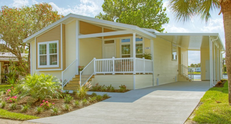 Bay Indies Mobile Homes In Venice Fl