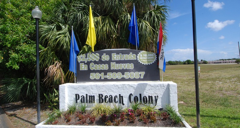 Palm Beach Colony