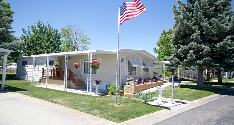 West Meadow Estates Mobile Homes