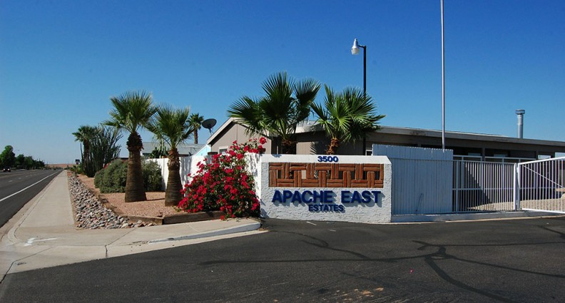 Apache East Mobile Homes In Junction AZ