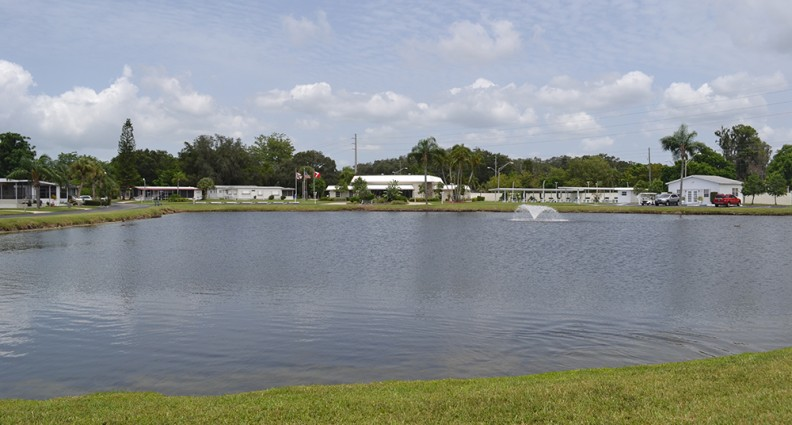 Bay Lake Estates Mobile Homes In Nokomis Fl