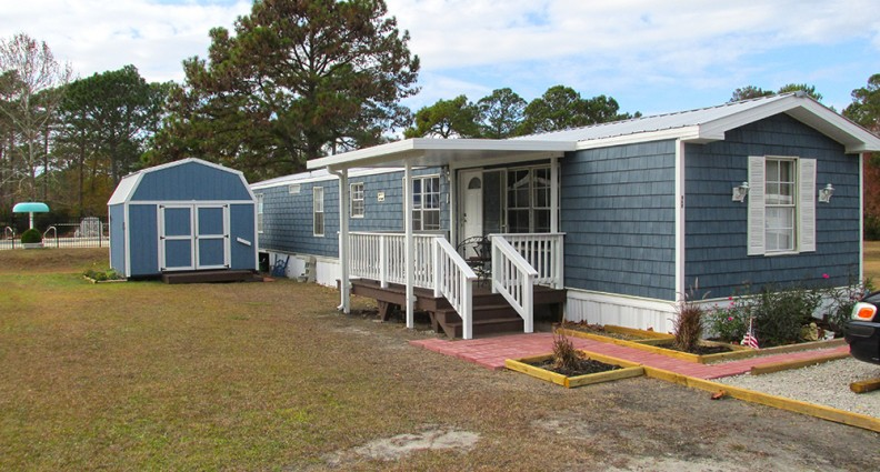 Bogue Pines Mobile Home Community