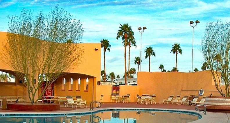 Mesa Spirit RV Resort Mobile Homes