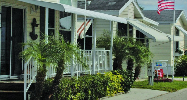 Fort Myers Beach Resort Mobile Homes