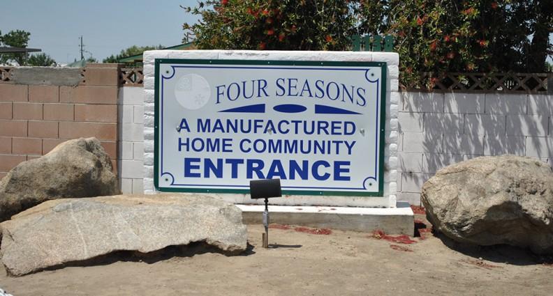 Four Seasons Mobile Homes In Fresno CA