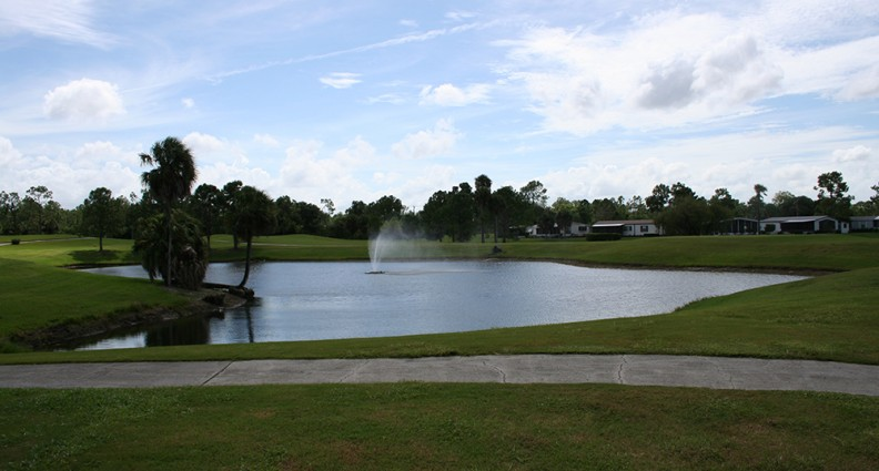 Lake Fairways Country Club Mobile Homes