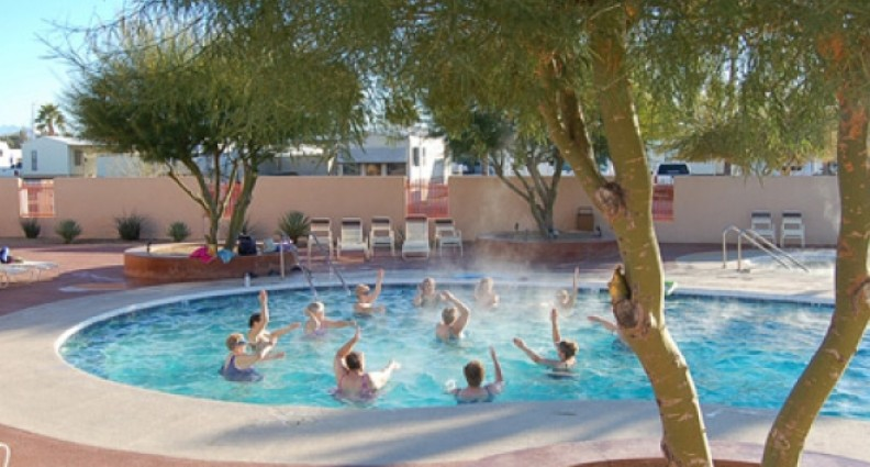 Mesa Spirit RV Resort