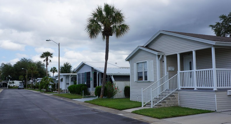 East Bay Oaks Mobile Homes In Largo FL