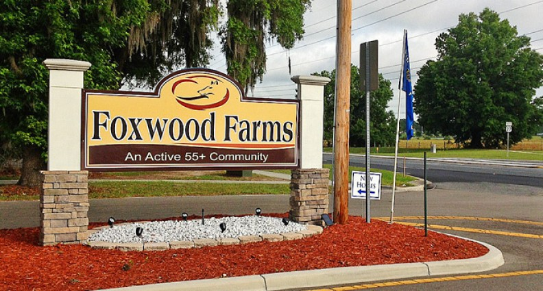 Foxwood Farms Mobile Homes In Ocala FL