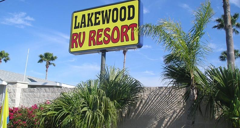 Lakewood Resort Mobile Homes In Harlingen TX