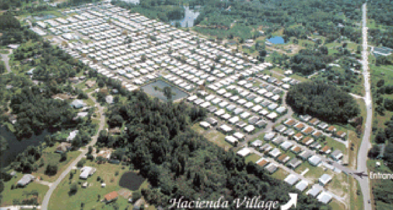 Hacienda Village Mobile Homes In New Port Richey Fl