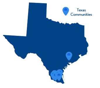 Texas MH Communities