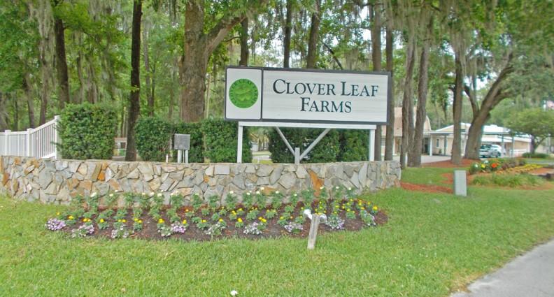 Clover Leaf Farms Mobile Homes In Brooksville Fl