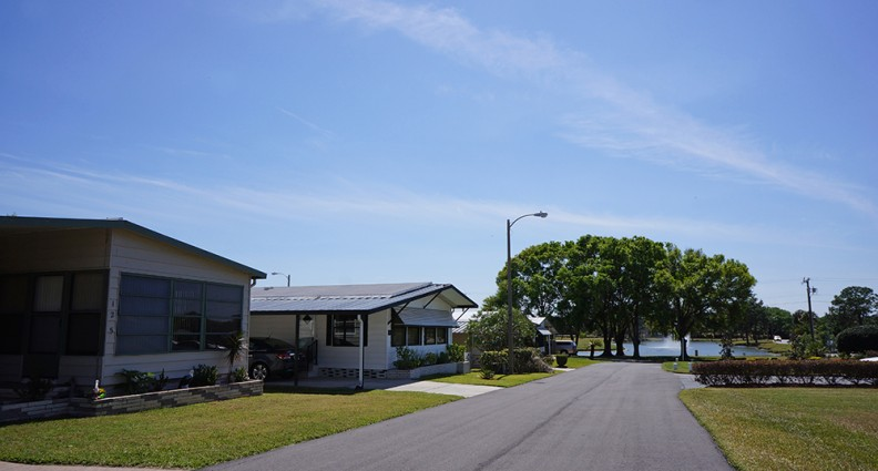 Beacon Terrace Mobile Homes