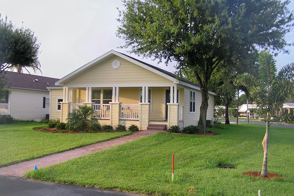 the heritage retirement mobile home community 55